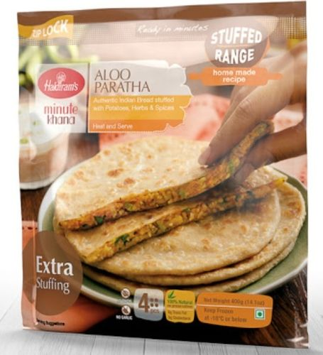 Haldiram Aloo Parantha 400 gms ( Only for Munich Based Customers )