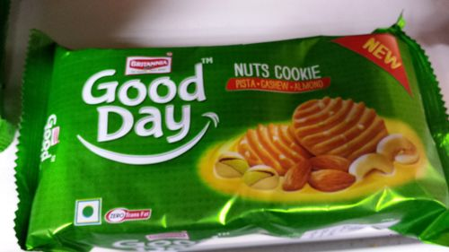 Good Day Pista Almond Cookie 216g
