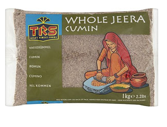TRS/Natco Cumin (Whole Jeera) 400 gms