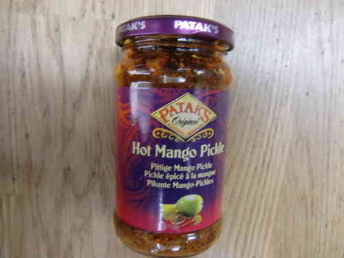Patak's Mango Pickle 288 gms