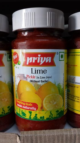 Priya Lime Pickle 300g