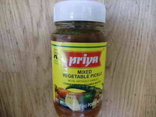 Priya Mix Pickle 300 gms