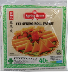 springroll dough 40sheets (only for munich based customers)