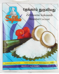 Greentech Shredded Coconut 340g FROZEN!! only for munich customers-Pic for ref. only !
