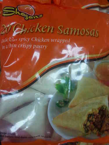 Chicken Samosa  20pcs only for munich based customers