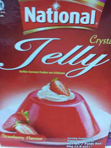 Laziza Jelly Cherry 85 Gms - Pic for Ref. only !!