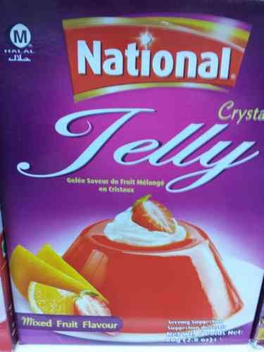 National / Ahmed Jelly Mixed Fruit